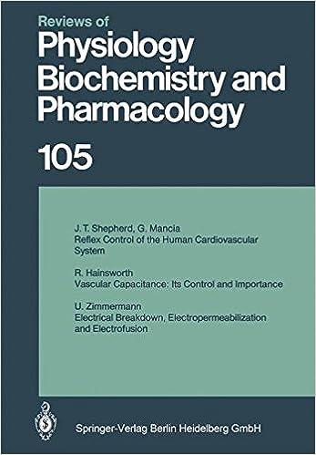 Descargas gratuitas de libros electrónicos en formato pdfReviews of Physiology, Biochemistry and Pharmacology (Literatura española) PDF DJVU FB2
