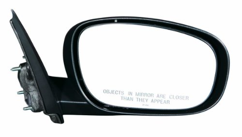 Depo 334-5409R3EFN Dodge Charger Right Outside Rear View Mirror (Mirror Outside Right View Rear)