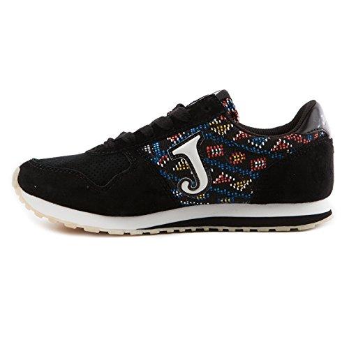Joma C _ 200LS _ 731Schuhe Casual Mode C.200Lady 731Schwarz Shoes Fall Winter Schuh schwarz