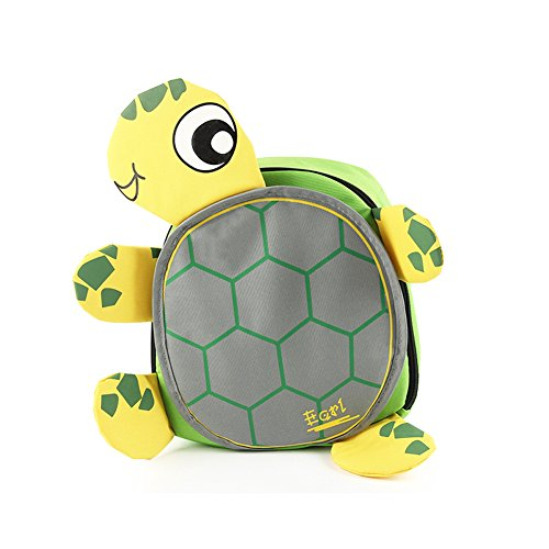 Amint Zoo Turtle Backpack Toddler Kid Daypack Pre Shcool Bag by Amint