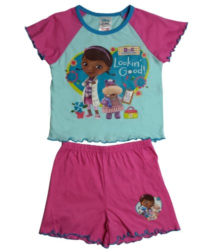 Disney McStuffin Girls Shortie Pajama