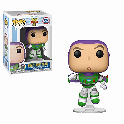 Pop! Vinilo Disney Toy Story 4 Buzz Lightyear