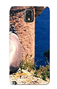 Lsxaoa-2825-cffgymj Animal Seagull Fashion Tpu Case Cover For Galaxy Note 3, Series