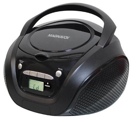 Magnavox MD6923 CD Boombox with AM/FM Radio