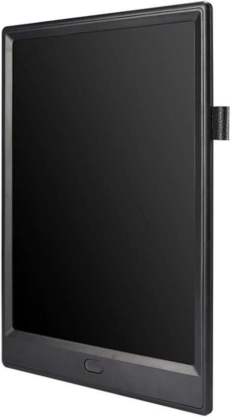 子供アダルトスクールOffice用LCDライティングタブレット10インチカラフルなデジタル落書き手書き ペン&タッチ マンガ・イラスト制作用モデル (Color : Black)
