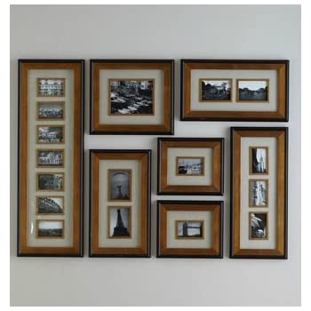Amazon Com Extra Large Photo Collage Wall Frame Set