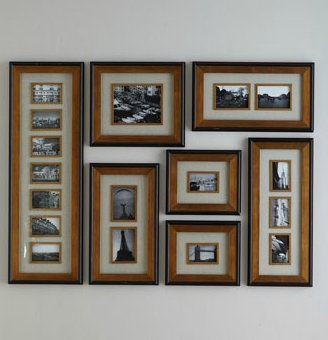 extra large photo collage wall frame set amazon co uk kitchen home