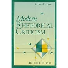 Modern Rhetorical Criticism (2nd Edition)