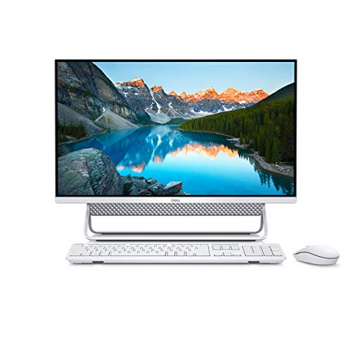 Dell Inspiron 7790 68.6 cm (27″) 1920 x 1080 pixels 10th gen Intel® Core i7 16 GB DDR4-SDRAM 1256 GB HDD+SSD NVIDIA® GeForce® MX110 Wi-Fi 5 (802.11ac) Silver All-in-One PC Windows 10 Home –