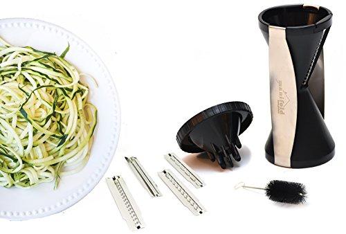 4 blade vegetable slicer - 9
