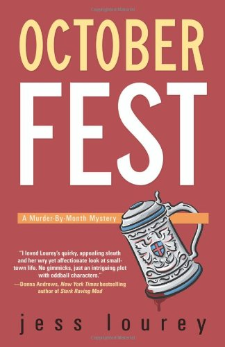 October Fest Murder Month Mysteries