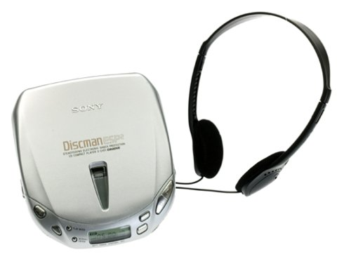 Sony DE451 Discman Portable CD Player