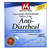 Member's Mark Anti-diarrheal Caplets (Compare To Imodium A-D), 400-Count