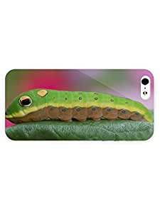 3d Full Wrap Case for iPhone 5/5s Animal Caterpillar14