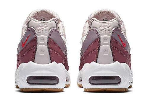 Nike Air Max 95 Donne Scarpe Da Corsa A Malapena Rosa, 8