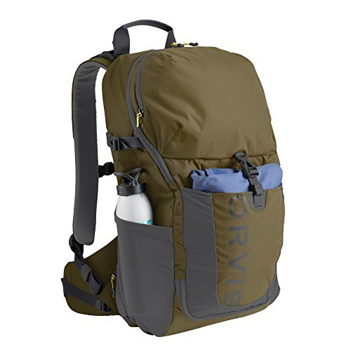 Orvis Safe Passage Anglers Daypack Olive/Grey OS