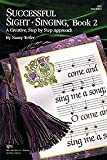 img - for Successful Sight Singing/Book 2/Student/Book 2/V82s by Nancy Telfer (1993-06-01) book / textbook / text book