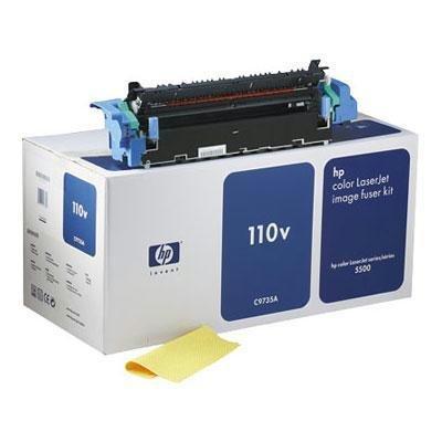 Volt 110 Fuser Kit Image (HP Hardware C9735A CLJ5500 110v Image Fuser Kit)