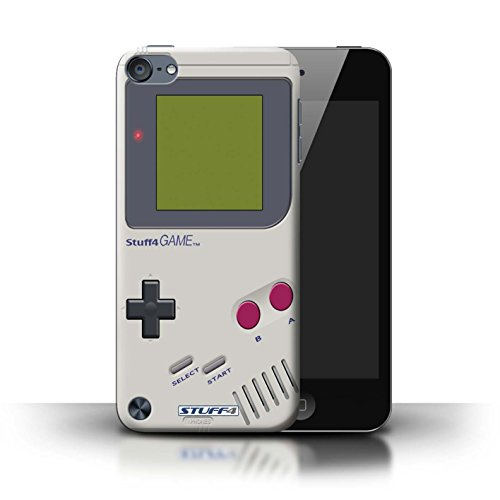 Cover for Apple iPod Touch 5 / Nintendo Game Boy Design / Games Console Collection ()