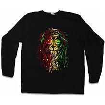 RASTAFARI LION I LONG SLEEVE T-SHIRT