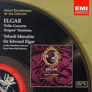 Elgar: Violin Concerto; Enigma Variations
