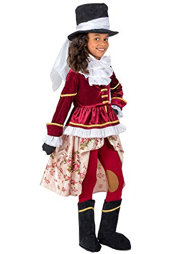 Princess Paradise Colonial Equestrienne, Medium]()