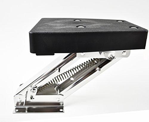 - Marine City Stainless Steel 10 Hp Outboard Motor Bracket-2 Stroke