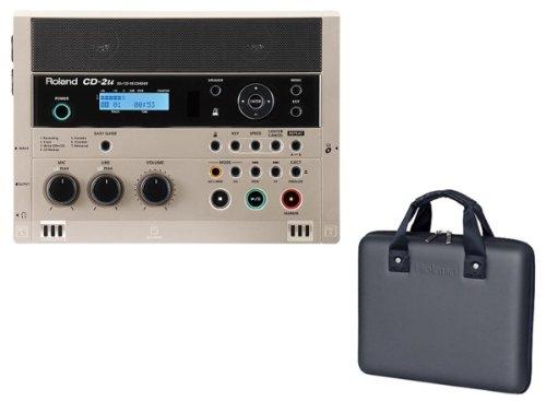 【専用ケース/CB-CD2E付】Roland/ローランド CD-2u SD/CD Recorder SD/CDレコーダー   B00BJDOV8O