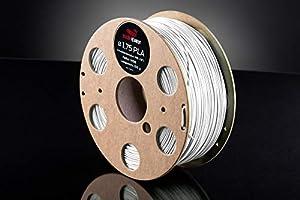 Filamento 1.75 PLA 1 kg para tu impresora 3D, Bobina de cartón ...