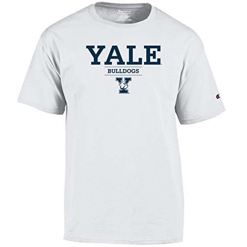 a9756188d Champion NCAA Yale Bulldogs Men s Fadeaway Short Sleeve T-Shirtshort Jersey.