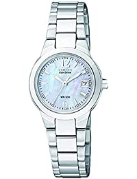 Women's Eco-Drive Watch with Date, EW1670-59D
