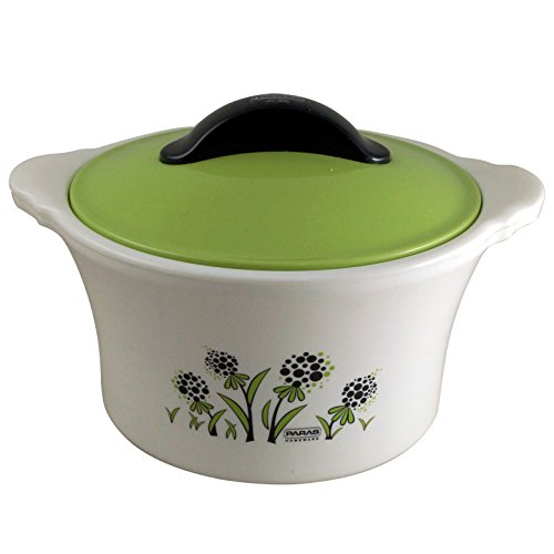 Paras Hot Meal 2800 Casserole  Green White