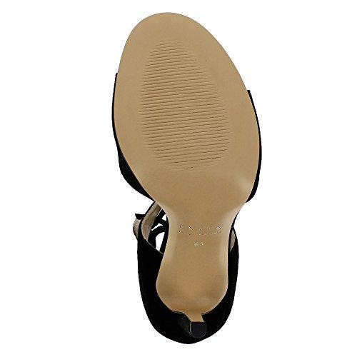 Evita Shoes Eva - Sandalias de vestir de Piel para mujer negro