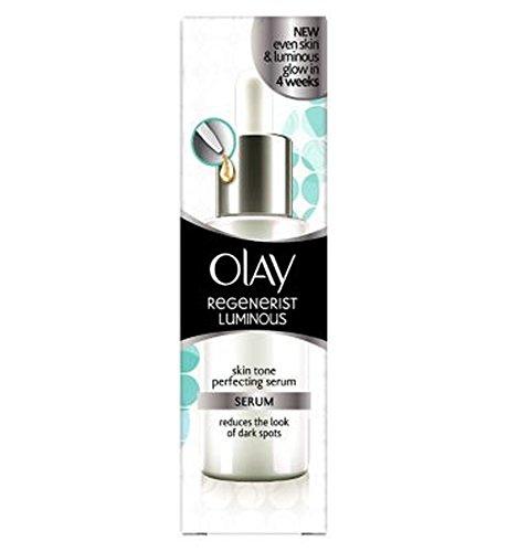 Olay Regenerist Luminous Skin Tone Perfecting Serum 40ml - 血清40ミリリットルを完成オーレイリジェネ発光肌のトーン (Olay) [並行輸入品] B01MFG7PI3
