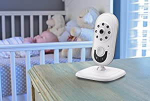 Motorola MBP621 Digital Video Baby Monitor with 1.8-Inch Color LCD Screen and Infrared Night Vision