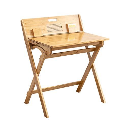 Mesa plegable ZZHF Escritorio Plegable/Escritorio portatil de la computadora/Tabla Multifuncional casera Escritorios