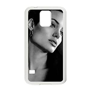 Angelina Jolie St. John Cell Phone Case for Samsung Galaxy S5