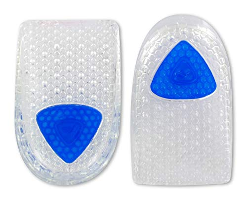 Sof Sole Men's Gel Heel Cup Shoe Insoles, Men's Size -