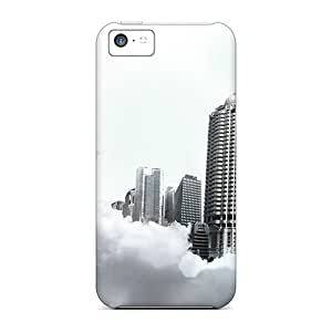 Hard Plastic Iphone 5c Cases Back Covers,hot Dream City Cases At Perfect Customized