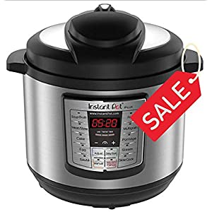 NEW Instant Pot LUX-800 8Quart Pressure Cooker, Steamer, Slow Cooker, Rice Cooker 8