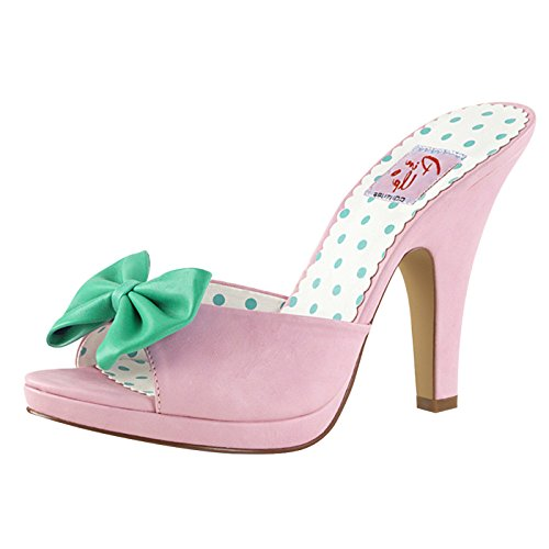 Pin Up Couture - Retro Foodwear Pantolette Siren-03