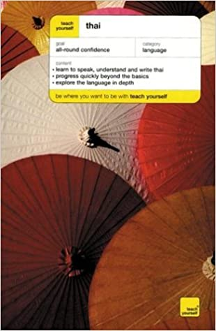 Teach Yourself Thai Book/CD Pack (Teach Yourself Language Complete Courses)