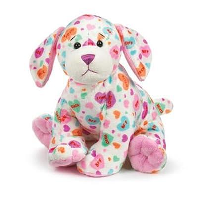 "Webkinz Sweetheart Pup 8.5"" Plush: Toys & Games"