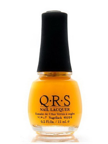 QRS Nail Lacquer Spring Collection (NPC274 Mango Sherbet)