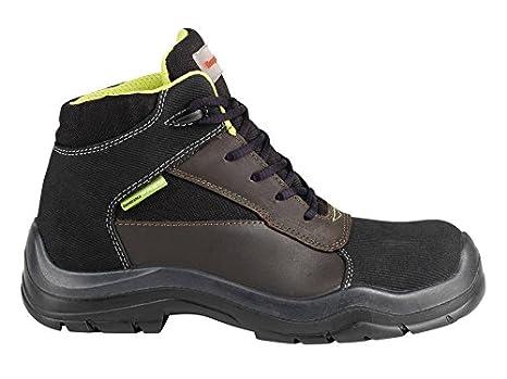 Honeywell 6246157 Bacou Peak AMG - Calzado de seguridad S3 CI SRC, 35, Negro, 1: Amazon.es: Amazon.es