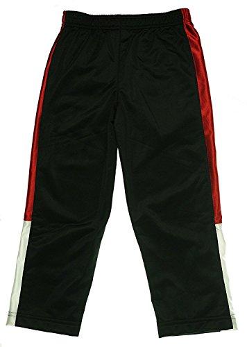 Nike Boys Athletic Track Pants - Black/Red Black/Red