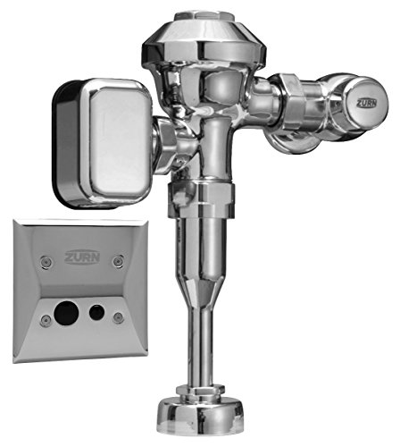 (Zurn ZEMS6003-EWS.0001 0.5 gpf Aquaflush Hard wired ZEMS Flush Valve w/Integral Sensor)