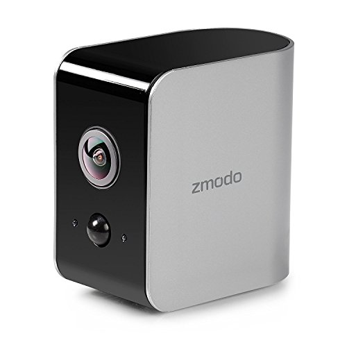 Zmodo Snap Add-on Security Camera - True Wire Free 1080p Full HD Camera, Weatherproof Indoor/Outdoor [Existing Snap Hub Required]