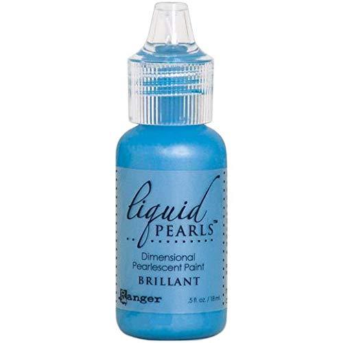 - Ranger Liquid Pearls Paint .5oz - Dimensional Pearlescent Brilliant