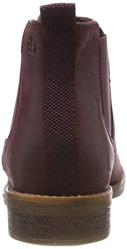 Donna 25335 Stivali S 31 549 Rosso Chelsea oliver bordeaux qxvwp7TX